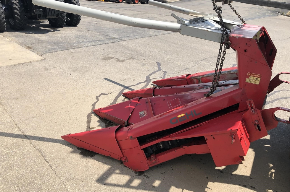 More 2018 CASE IH DC133 Other Equipment Stock# 205285